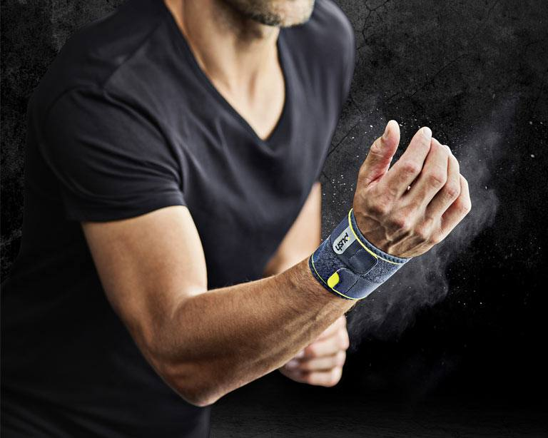 Sportbrace hand